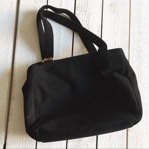 Valerie Stevens Velvet Bag